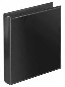 Prospektringbuch A5 schwarz 4-Rg-Kipp 30 mm