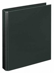 Ringbuch A5 PP schwarz 4-R-Combi 30 mm
