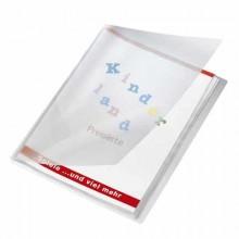 Sichtbuch A4 12 Seiten transp.
