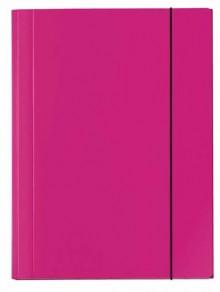 VELOCOLOR Ordnungsmappe in pink