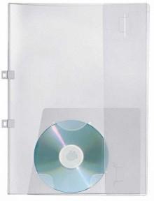 Angebotsmappe mit CD-Fach PP-Folie