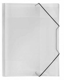 Veloflex Crystal Ordnungsmappe in transparent