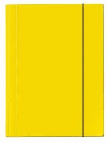 VELOCOLOR Ordnungsmappe in gelb