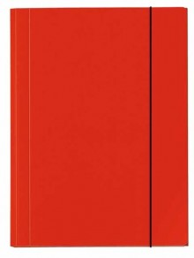 Ordnungsmappe A4 Velocolor rot