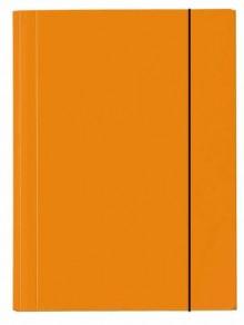 VELOCOLOR Ordnungsmappe in orange