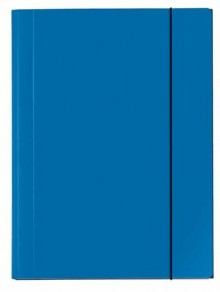 VELOCOLOR Ordnungsmappe in blau