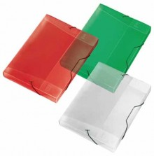 Cool-Box A4 Crystal transp. 30mm Füllhöhe