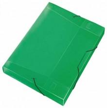 Cool- Box A4 Crystal grün 30 mm Füllhöhe