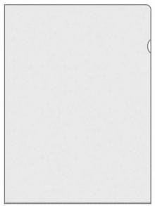 Veloflex Sichthülle - Produktansicht