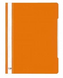Schnellhefter A4 PVC orange