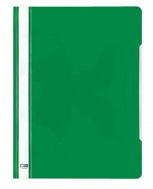 Schnellhefter A4 PVC d-grün