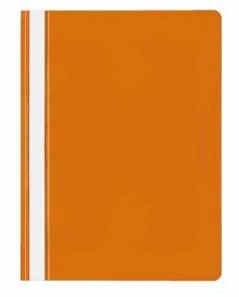 Schnellhefter A4 PP orange 20er Pack