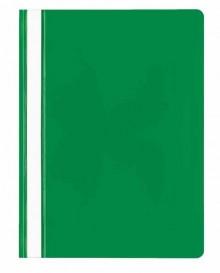 Schnellhefter A4 PP d-grün 20er Pack