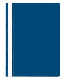 Schnellhefter A4 PP d-blau 20er Pack