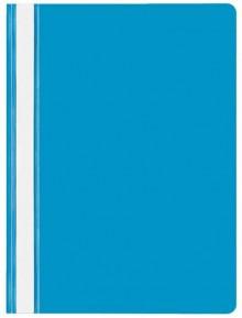 Schnellhefter A4 PP m-blau 20er Pack