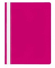 Schnellhefter A4 PP pink 20er Pack