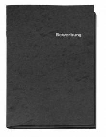 Veloflex Bewerbungsmappe in schwarz