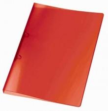 Ringbuch A4 Propyglass rot 2 Rg 20 mm