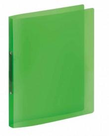 Ringbuch A4 Propyglass grün 2 Rg 20 mm