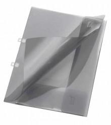 Angebotsmappe A4 grau