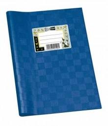 Hefthülle A5 PP d-blau