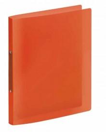 Ringbuch A4 Propyglass orange 2 Rg 20 mm
