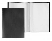Sichtbuch A3 30 Seiten schwarz Diamond