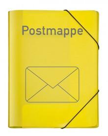 Postmappe A4 VELOCOLOR PP