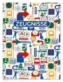 Sichtbuch A4 School 2018-Zeugn