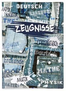 Sichtbuch A4 School 2019-Zeugn