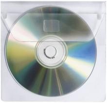 CD-Hüllen zum Einkleben sk, 100 stk.