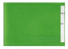 Document Safe 1, Schutzhülle passend für eine Karte, hellgrün, geeignet