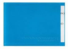 Document Safe 1, Schutzhülle passend für eine Karte, hellblau, geeignet