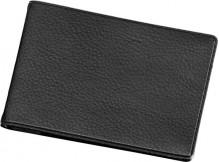 Document Safe Ausweis schwarz Schutzhülle PVC+Spezialfolie 115x78mm