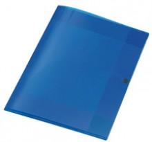 Sammelmappe A4 Crystal blau