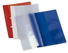 Angebots- Präsentationshefter A4 blau