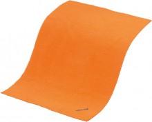 Microfaser Staubtuch, orange 40% mehr Staubaufnahme, 60°C waschbar