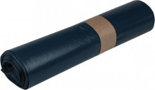 Müllsäcke LDPE, 70 Liter, 37 My, blau, 575 x 1000 mm