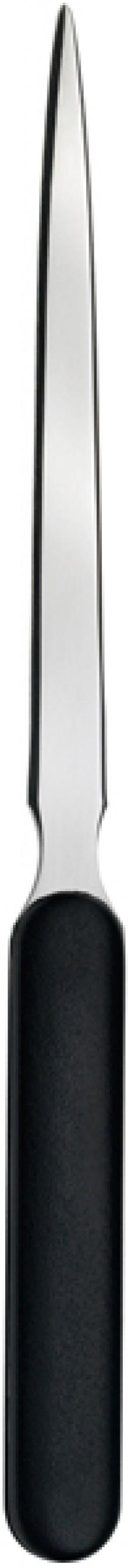 Brieföffner schwarzer Kunststoffgriff 19,0 cm