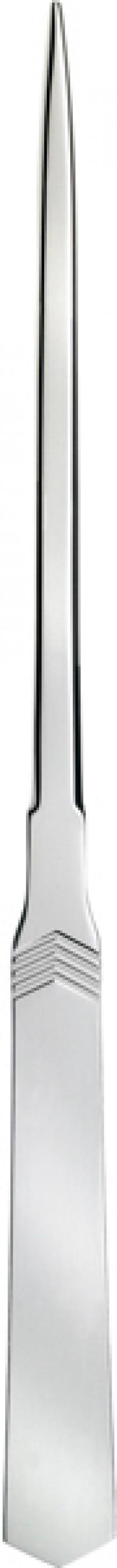 Brieföffner mit Stahlgriff 21,5 cm