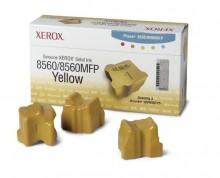 Colourstick gelb für Phaser 8560 für ca. 3.400 Seiten