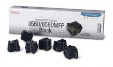 Colourstick schwarz für Phaser 8560 für ca. 6.800 Seiten
