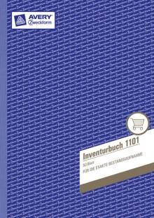 Inventurbuch A4 MP 50Blatt