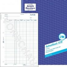 Aufmaßbuch A4 MP 100Blatt