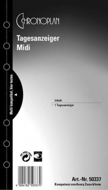 Chronoplan Tagesanzeiger Midi 2020