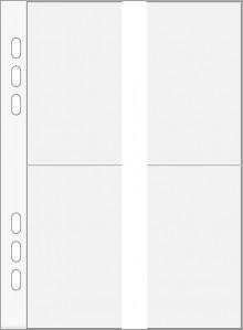 Chronoplan A5, Visitenkartenhüllen
