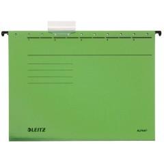 Hängemappe Alpha farbig A4 grün 250g/qm Colorspankarton