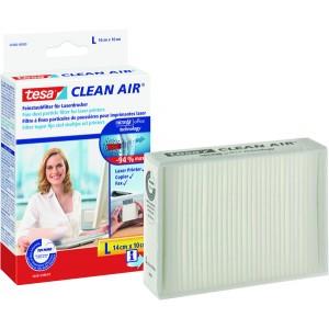 Clean Air Feinstaubfilter für Laserdrucker, Größe L, 140 x 100mm