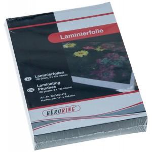 Büroring Laminierfolie, A6, 125mic