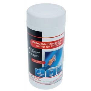 Büroring feuchte Bildschirm- reinigungstücher für TFT/LCD/LED,